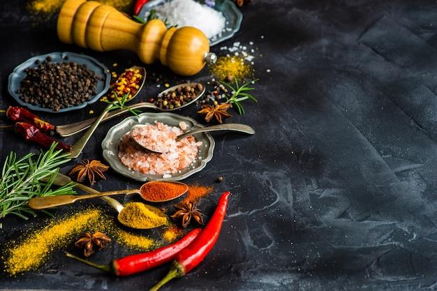Les épices comme concept culinaire
