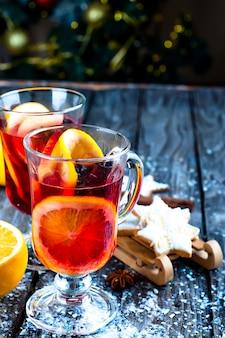 Épices et vin chaud