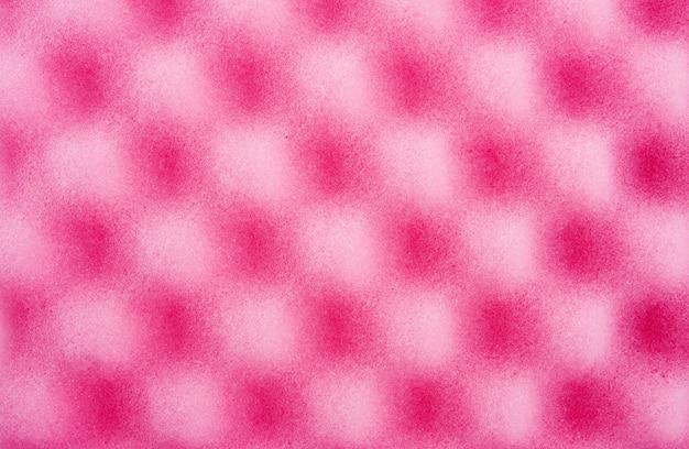 Éponge de nettoyage rose