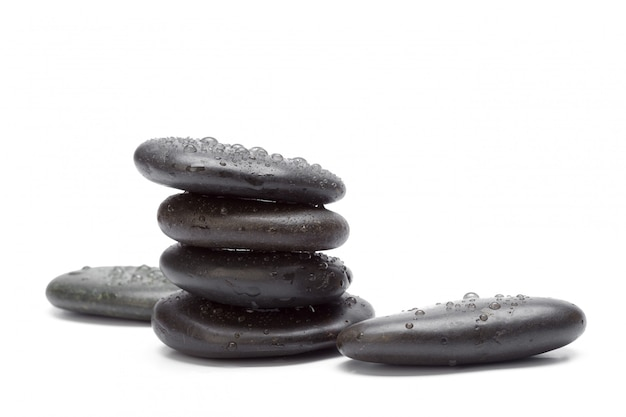 Équilibrage des pierres