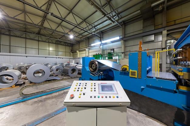 Équipement automatique avec système de contrôle intelligent, technologie d'économie d'énergie