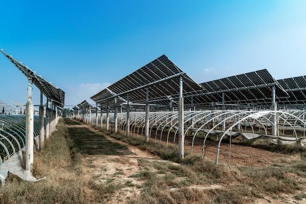 Equipement d'énergie solaire
