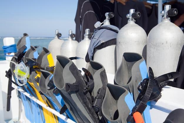 Équipement de plongé