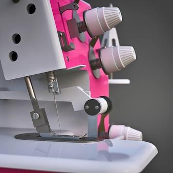 Equipement pour la production de couture