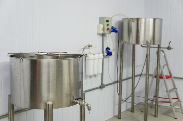 Équipement de production de bière artisanale