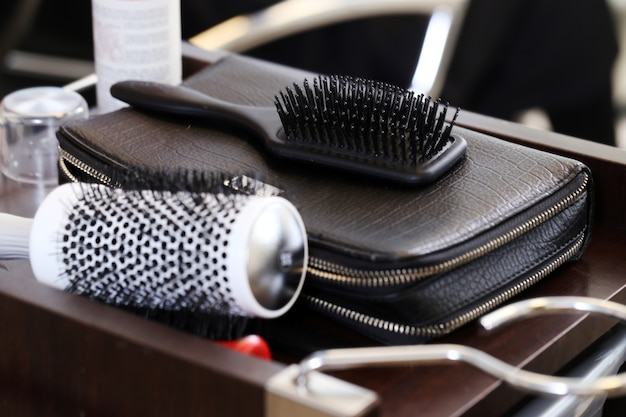 Équipement de salon de coiffure