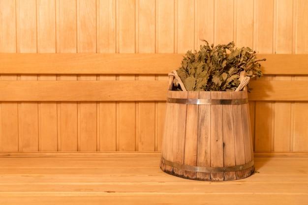 Équipement de sauna
