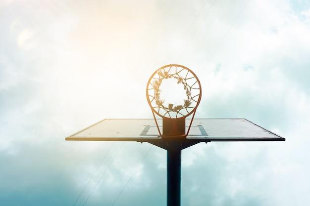 Équipement de sport de basket-ball de rue