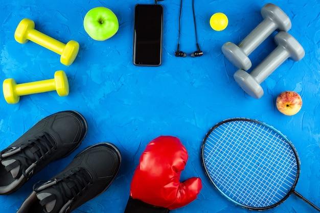 Equipement sportif de fitness