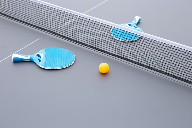 Équipement de tennis de table