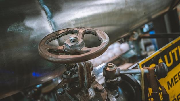Équipement de torréfacteur de café de roue tournante