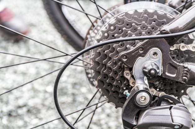 Équipement de vélo