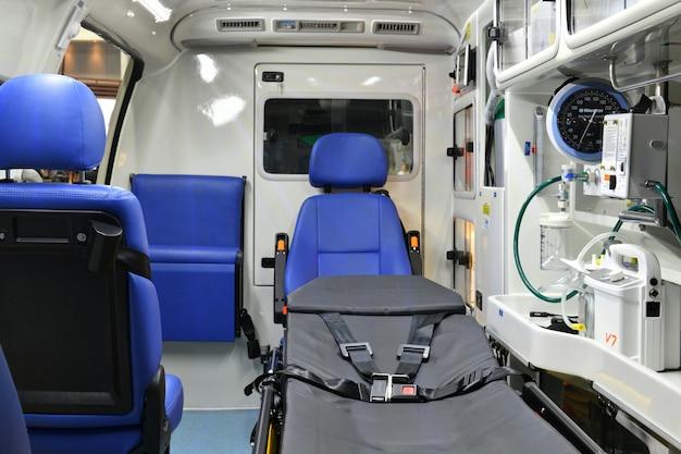 Équipements et appareils d'urgence