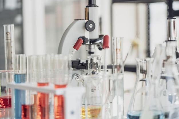 Equipements en laboratoire