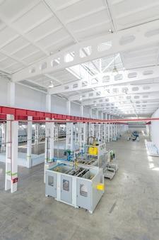 Équipements et machines pour la production de réfrigérateurs production de réfrigérateurs