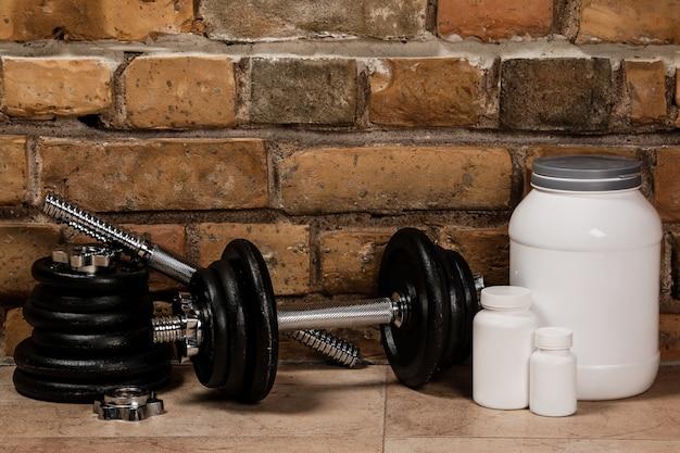 Équipements sportifs et suppléments