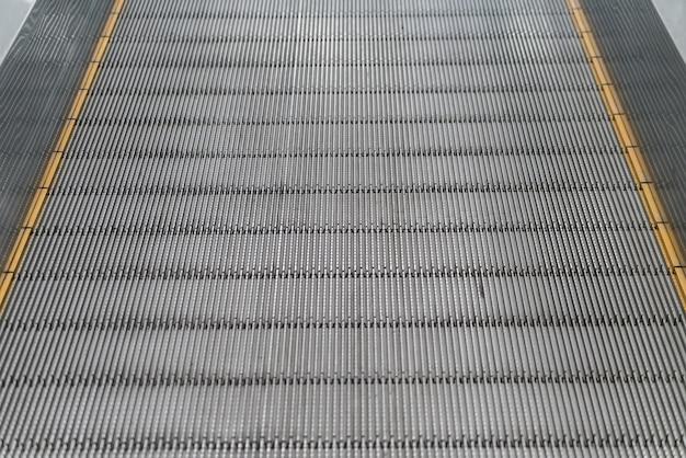 Escalier à escalier vide