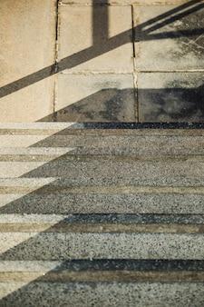 Escalier urbain