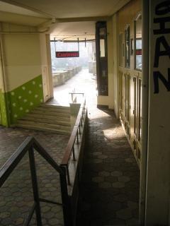 Escaliers et les allées