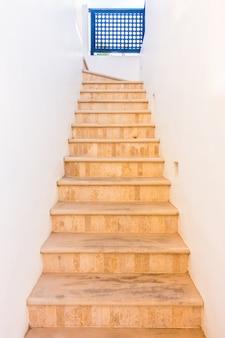 Escaliers en béton