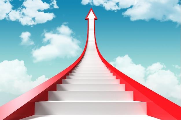 Escaliers vers le ciel