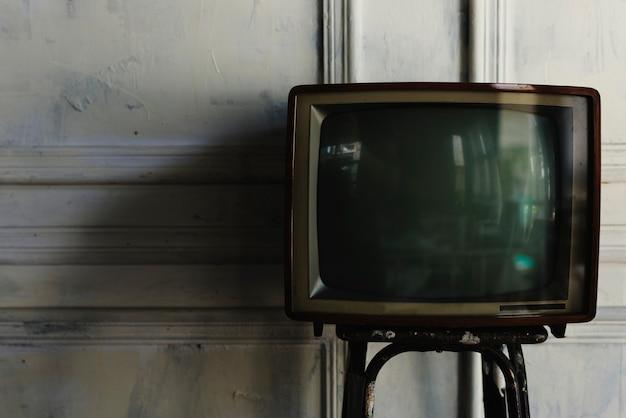 Espace de conception sur le moniteur de télévision