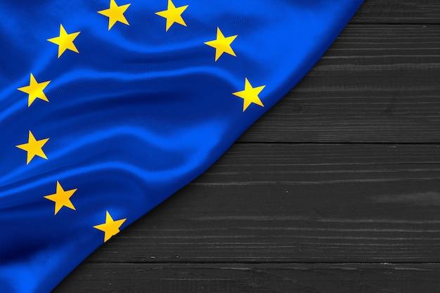 Espace de copie du drapeau de l'union européenne