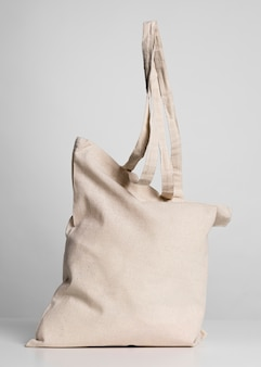 Espace de copie pour sac fourre-tout en tissu