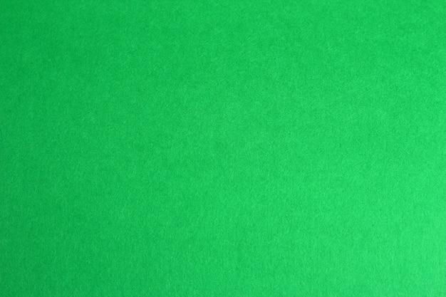 Espace de copie vide du fond de papier de feuille de couleur verte