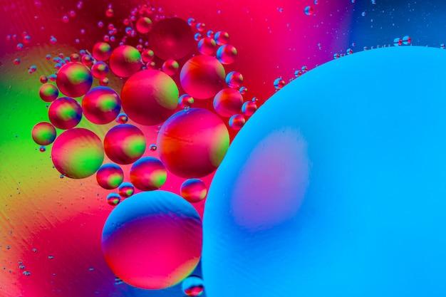 Espace ou planètes univers abstrait abstrait.