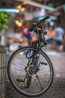 Espace de stationnement pour vélos