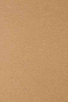 Espace de texte sur papier brun
