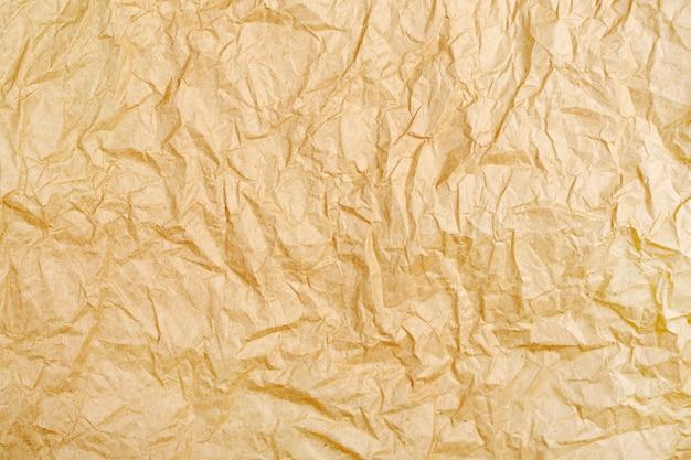Espace de texture de papier froissé