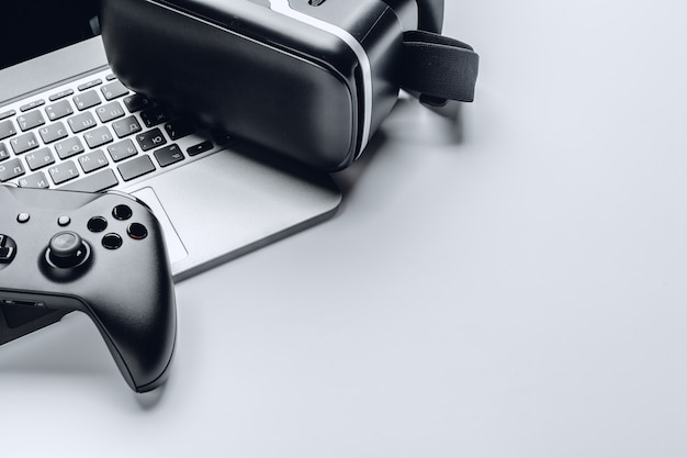 Espace de travail gamer