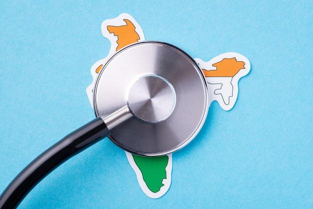 État de santé des citoyens indiens