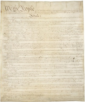 États unis usa amérique constitution septembre