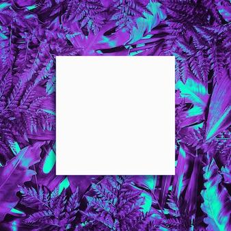Été fluorescent, carte de trame vierge été abstrait