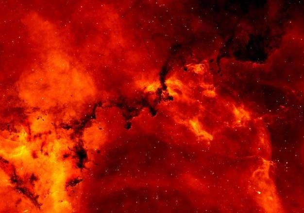 Étoile nébuleuse de la rosette galaxies exploser grappes