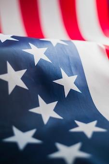 Étoiles des états-unis drapeau