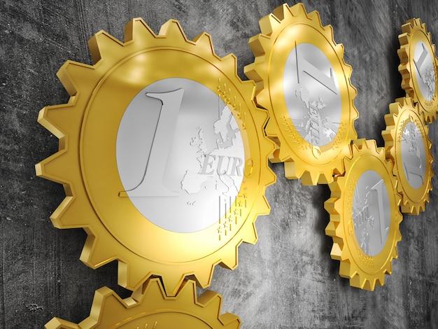 Euro machine