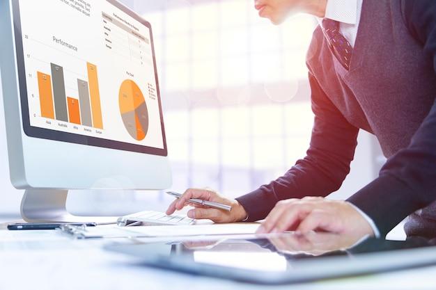 Examen de la performance des entreprises