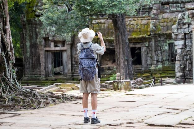 Excursion d'une journée au cambodge