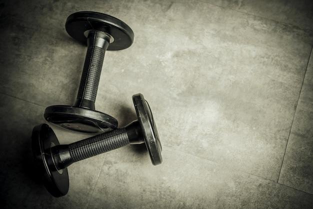 Exercice de remise en forme, sport sain, en forme et ferme