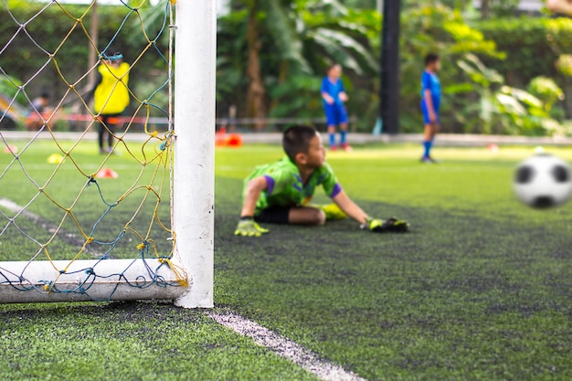 Exercices d'entraînement de soccer pour jeunes