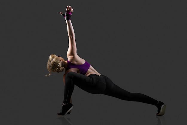 Exercices de lunge