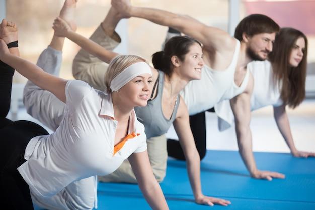 Exercices pour les fesses