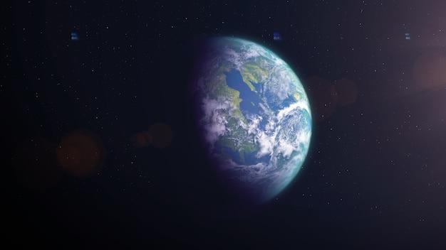 Exoplanète de type terrestre