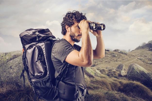 Explorer dans la nature