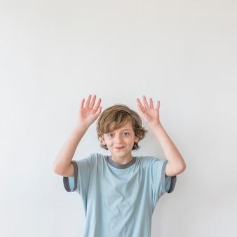 Expressions d'enfants