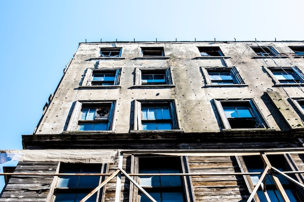 Extérieur du bâtiment d'istanbul